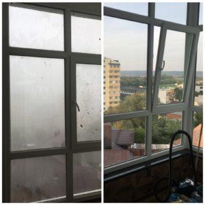 чисті вікна