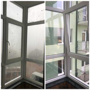 Миття вікон в Івано-Франківську