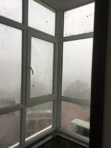 брудні вікна