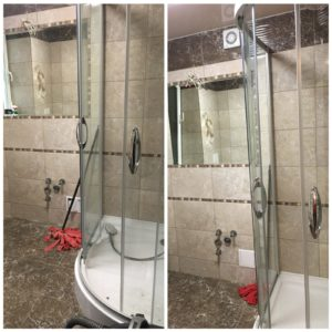 Мийка душової кабіни Івано-Франківськ