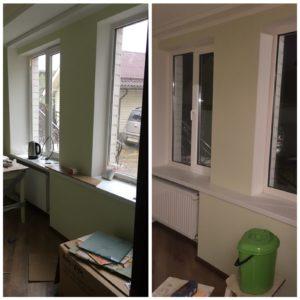 Миття вікон у власному будинку