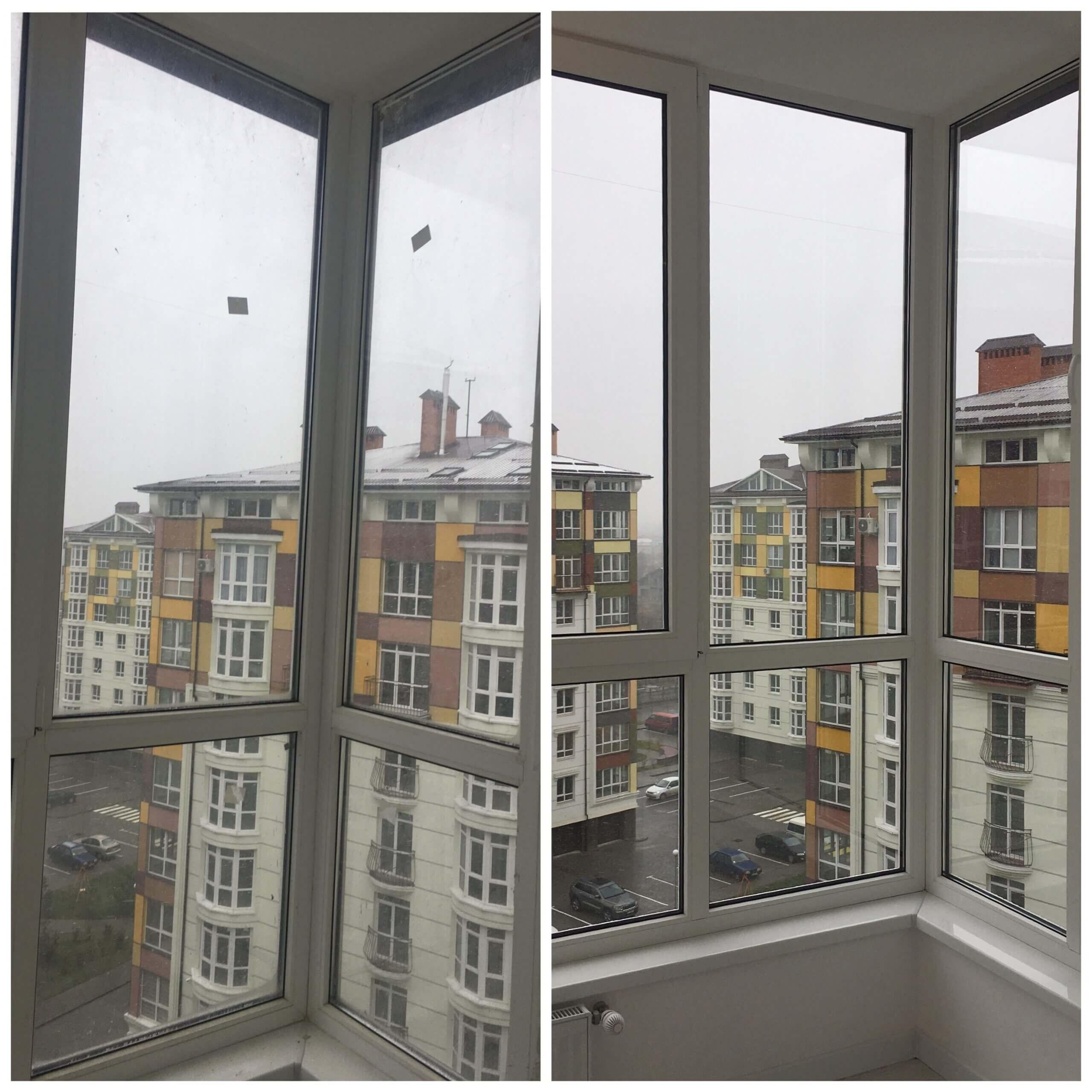 помити вікна косов