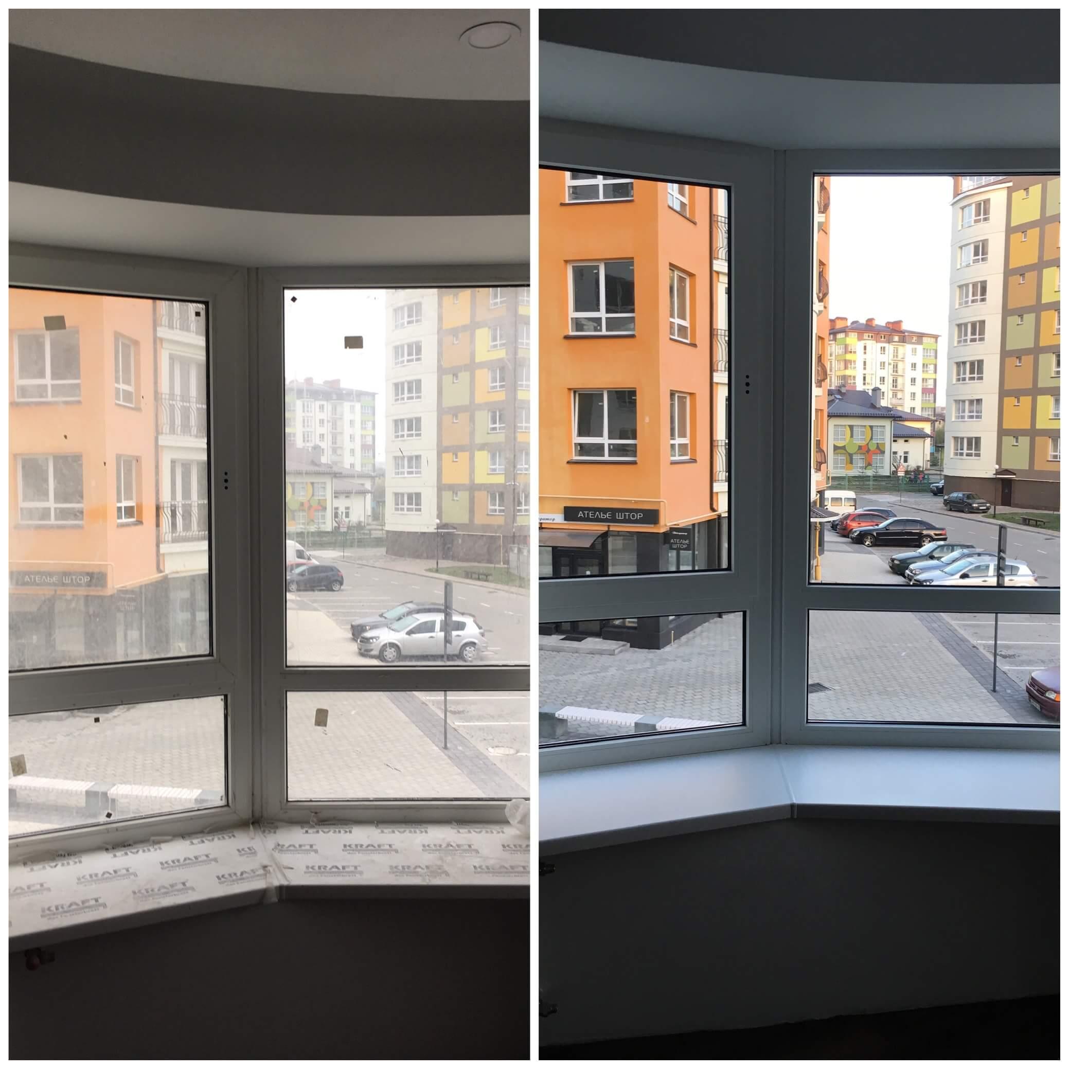 Помити душову в квартирі Івано-Франківськ