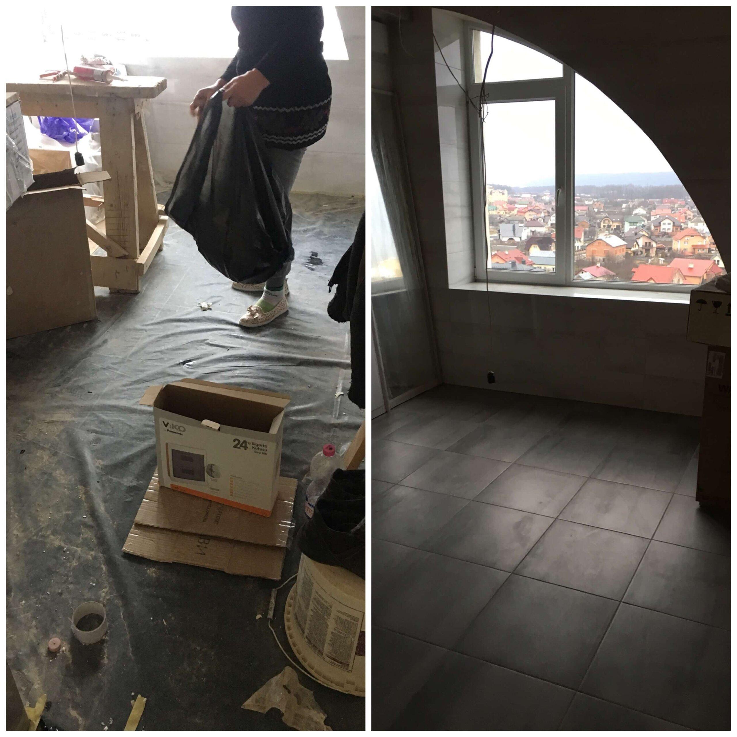 Прибирання на кухні Івано-Франківськ